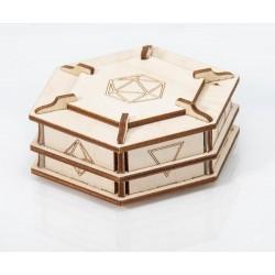 Hex Dice Box
