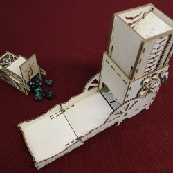 Dice Tower Kit - Pre-Order