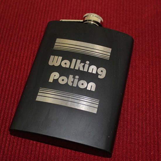 Walking Potion Flask