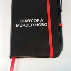 Murder Hobo Gaming Journal