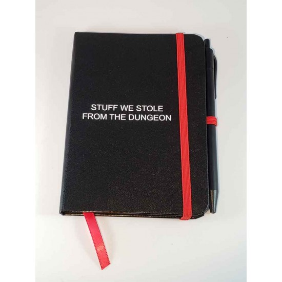 Stuff We Stole Gaming Journal