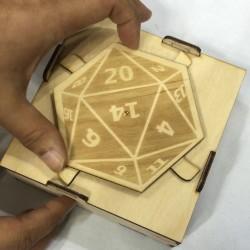 D20 Curio Box
