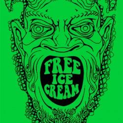 Free Ice Cream Shirt